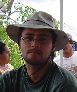 Claudio Espinoza, actual director de la Escuela